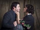 Murilo Benício festeja trabalho com Débora Falabella na TV: 'Maravilhoso'
