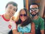 Susana Vieira ganha homenagem dos netos: 'Ela é o máximo'