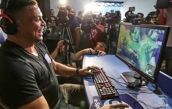 Ronaldo Fenômeno participará de premiação do MSI, diz Riot Games