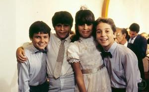Danton Mello, Rafael Alvarez, Juliana Martins e Oberdan Junior em A Gata Comeu