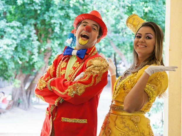 Bisteca & Bochechinha apresentam o show A Alegria Chegou no domingo (Foto: Tiago Lima)