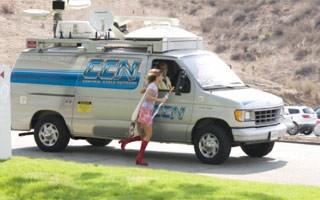 Mary (Sandra Bullock) percorre vários cantos do país atrás de Steve (Foto: Divulgação / Reprodução)