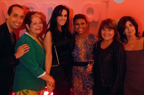 Lançamento da programação 2014 da Globo aconteceu nesta quarta-feira, em Natal (Foto: Ferreira Neto)