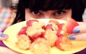 Falso cheesecake de morango: uma nova versão para a receita americana