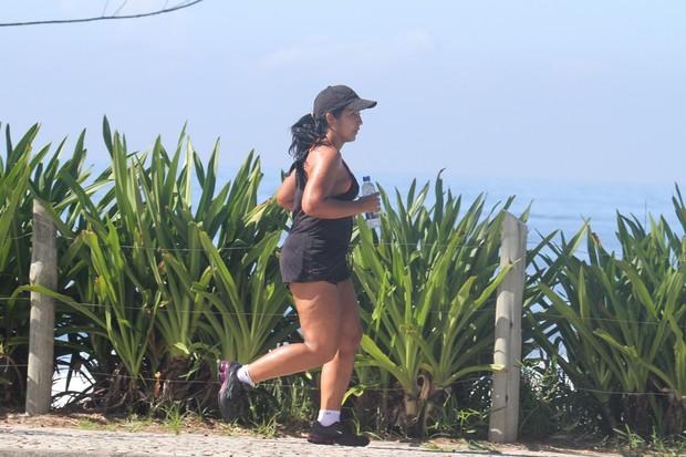 Priscila Pires (Foto: Dilson Silva/Agnews)