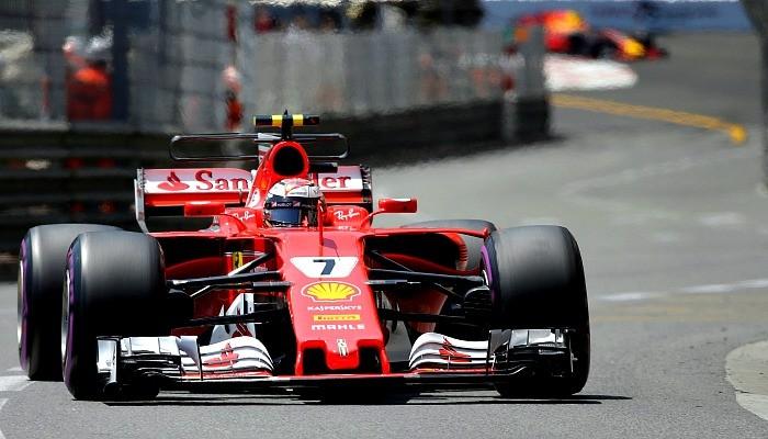 Kimi Raikkonen é pole do GP de Mônaco