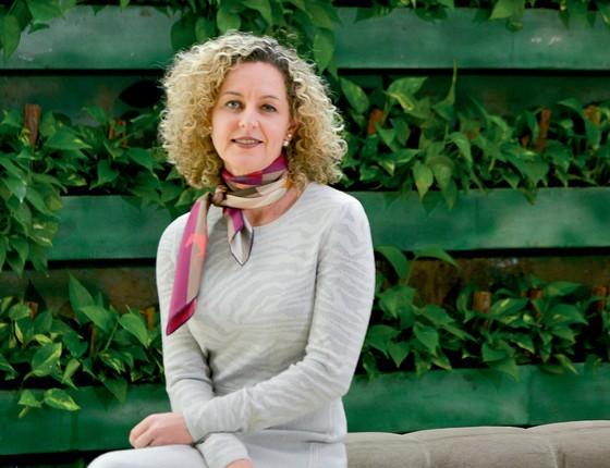 Ana Carla Abrão Costa, secretária de Fazenda de Goiás (Foto: Cristiano Borges/ÉPOCA)