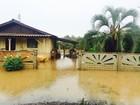 Chega a 4,3 mil o número de pessoas afetadas pelas chuvas em SC
