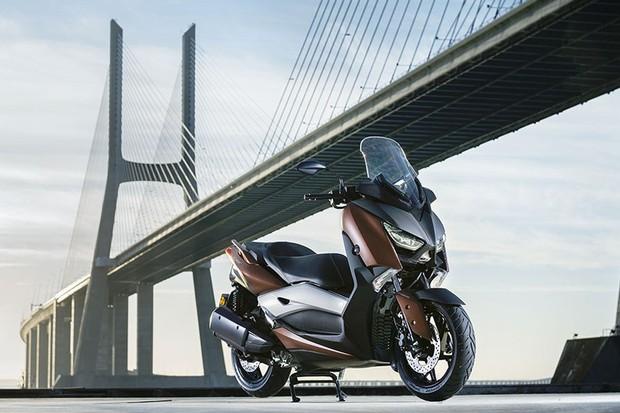 Yamaha XMax 300 (Foto: Divulgação)