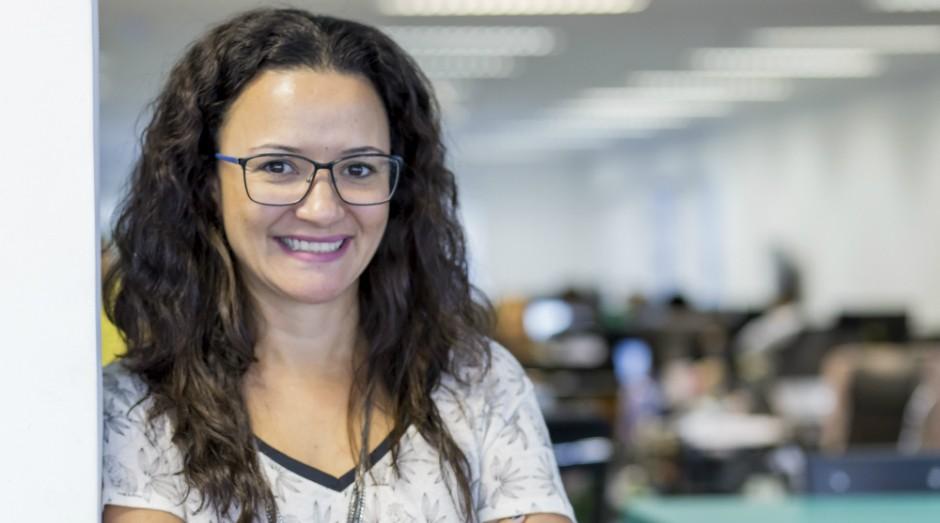Marcela Miranda, head e fundadora da Trigg, palestrou no primeiro dia do Social Media Week São Paulo (Foto: Divulgação)