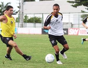Mota, Eric e Foguinho treinam no Ceará (Foto: Divulgação/CearáSC.com)