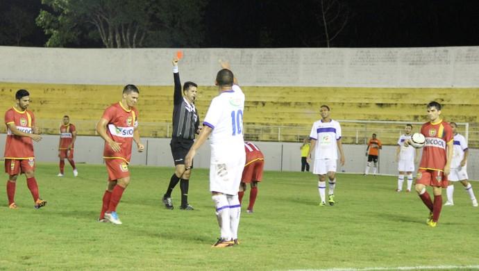 Atlético-AC x Galvez (Foto: Duaine Rodrigues)