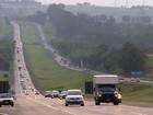 Rodovias da região recebem mais de 450 mil veículos no feriado