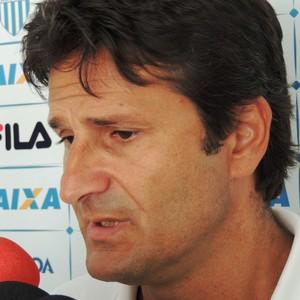 Chico Lins Avaí (Foto: Marcelo Silva)