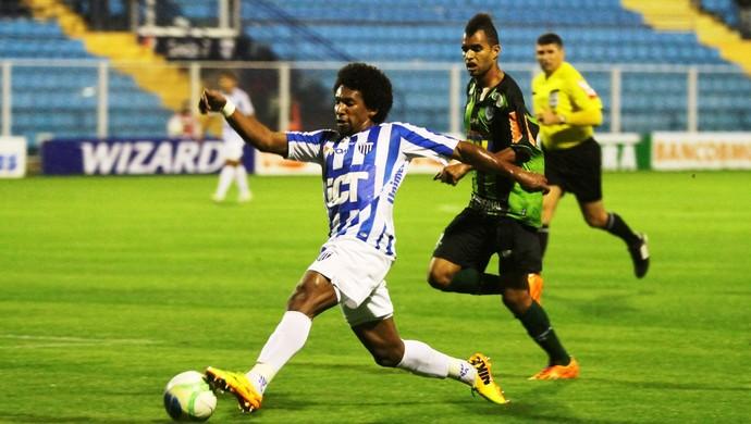 Marrone Avaí x Atlético-MG (Foto: Jamira Furlani/Avaí FC)