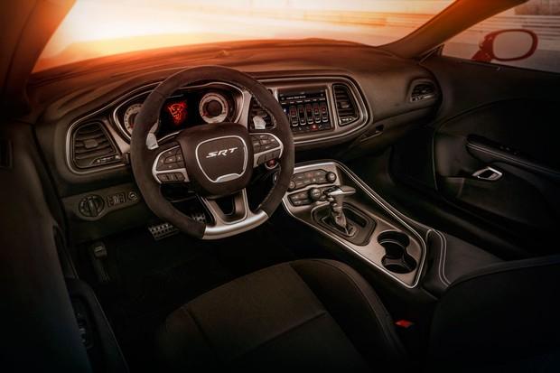 Novo Dodge Challenger SRT Demon (Foto: Divulgação)