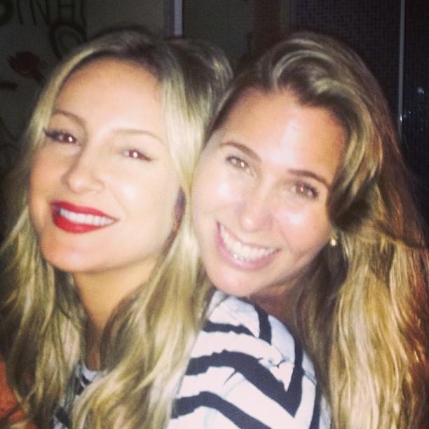 Claudia Leitte e Andreia Sorvetão (Foto: Reprodução/Instagram)