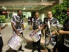 Mestres do Carnaval de SP mostram 'marca registrada' de suas baterias