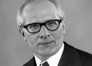 Erich Honeker (Foto: Deutsches Bundesarchiv)