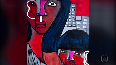 'Telão do Encontro': veja o trabalho de Nave Mãe
