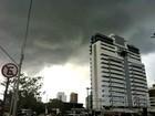 2º turno das eleições em Manaus terá céu nublado com pancada de chuva