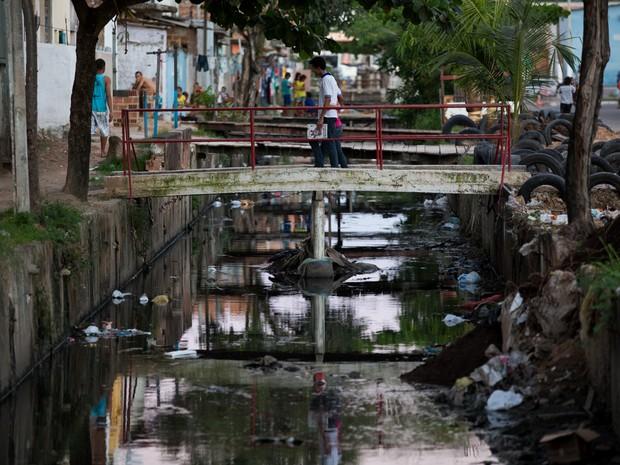 Reflexo da falta de investimentos no combate à pobreza afetam todo o estado. Cinco municípios se encontram entre os 50 mais pobres do país. (Foto: Jonathan Lins/G1)