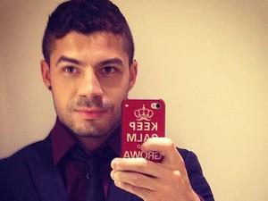 Diego Callisto, de 25 anos, foi diagnosticado quando tinha 18 (Foto: Diego Callisto/Divulgação)