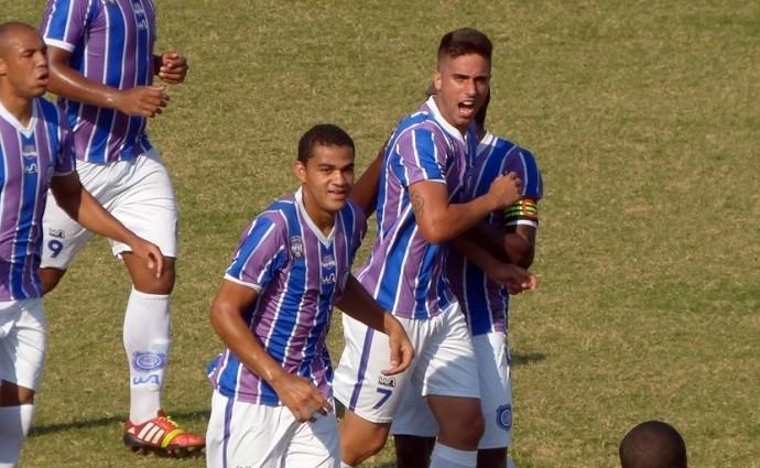 rodrigo pinho, madureira x mogi (Foto: Vitor Costa/Futrio.net)