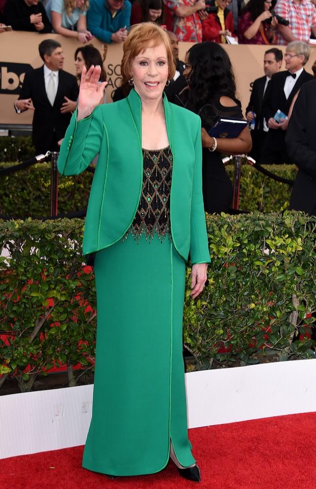 Carol Burnett (Foto: Getty Image)