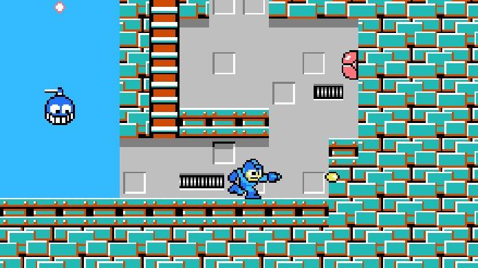 A série Mega Man era um dos maiores sucessos do NES e muito popular em locadoras (Foto: Reprodução/Wikipedia)