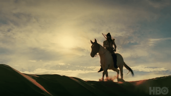 Westworld: trailer da segunda temporada (Foto: reprodução)
