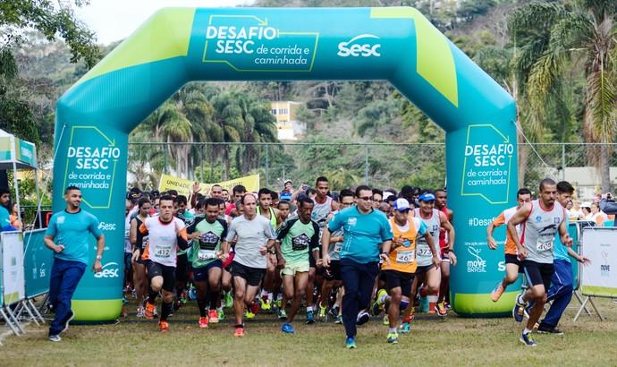 Três Rios recebe etapa do Circuito Sesc de Corrida e Caminhada dia 27 8dc3222a2ff2f