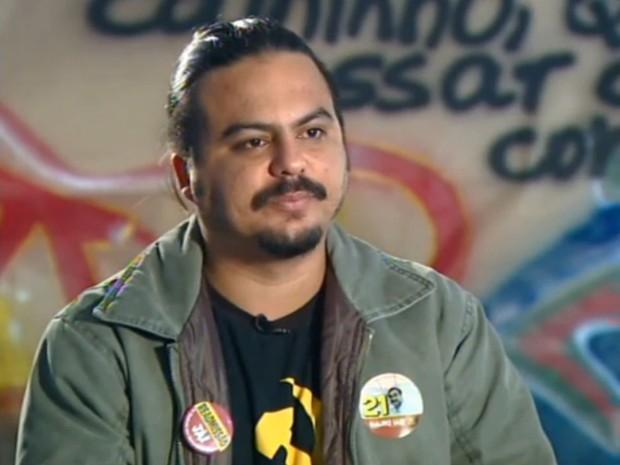 Wagner Farias quer desestatizar serviços e empresas privadas em governos anteriores (Foto: Reprodução/TV Tem)