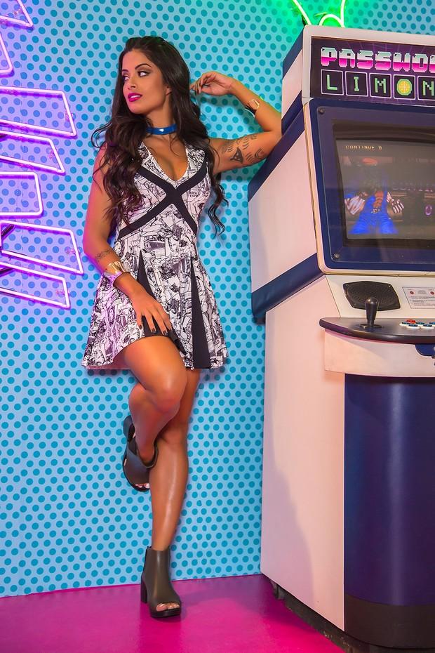 Aline Riscado (Foto: Eurico Freire / Divulgação/ Agência Fio Condutor)