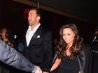 Demi Lovato e Luke Rockhold assumem romance
