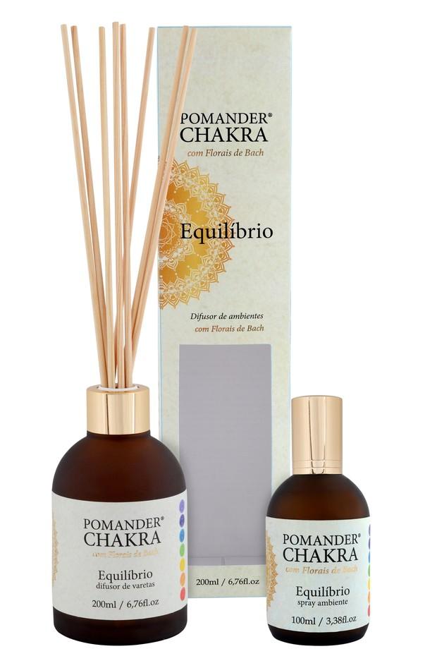 Pomander Chakra Equilibrio Kit (Foto: Divulgação)