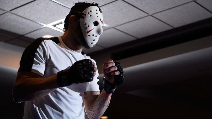 Rony Jason Treino Aberto UFC: Rodríguez x Caceres (Foto: Divulgação)