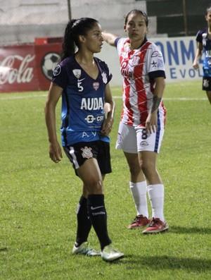 Corinthians estreia na Libertadores feminina