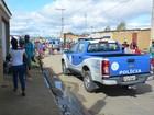 Menino de 10 anos cai de bicicleta e morre atropelado por ônibus na Bahia