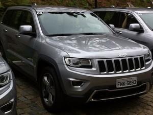 Jeep Grand Cherokee a diesel chega ao Brasil por R$ 239,9 mil (Foto: André Paixão / G1)
