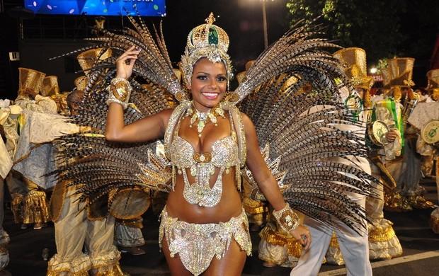 Quiteria Chagas no Rio (Foto: Roberto Teixeira/EGO)