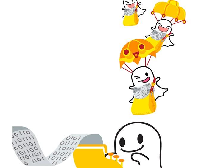Snapchat pode ter código criado para recuperar acesso à conta (Foto: Reprodução/Elson de Souza)