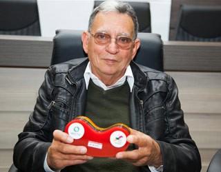 Fernando Reis Bom Exemplo Maringá (Foto: Divulgação/RPC TV)