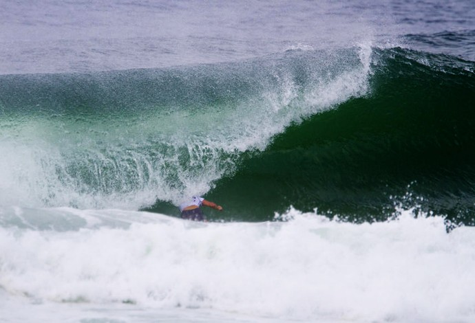Travis Logie wct rio surfe (Foto: Daniel Smorigo/ASP)