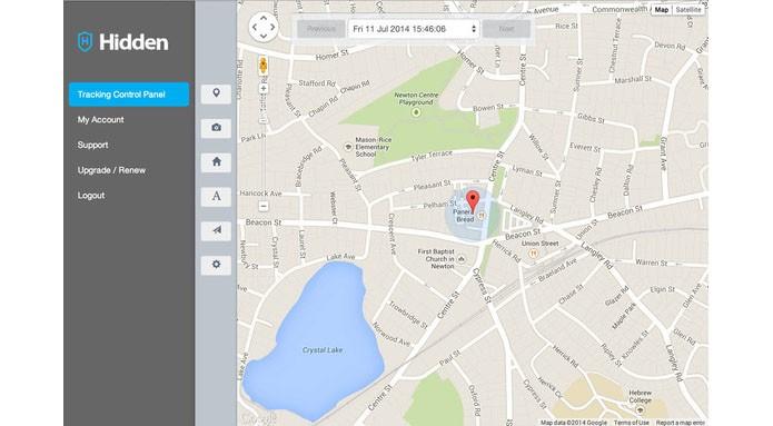Com Hidden é possível localizar um Macbook perdido (Foto: Reprodução/PCWorld)