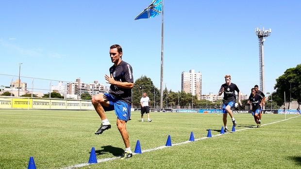 fábio aurélio grêmio (Foto: Lucas Uebel/Grêmio FBPA)