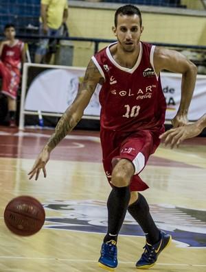Duda Machado Basquete Cearense Liga Sorocabana NBB Gualberto Moreira (Foto: Murilo Amadei/Divulgação)