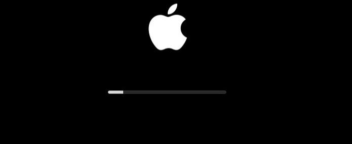 Mac travou na atualização? Descubra como resolver (Foto: Reprodução/Edivaldo Brito)