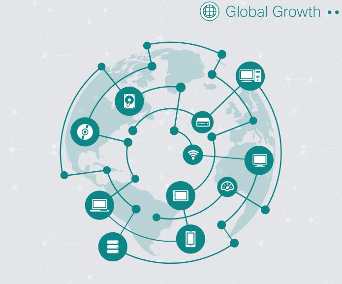 Relatório mostra as tendências da Internet para os próximos cinco anos (foto: Reprodução/Cisco)