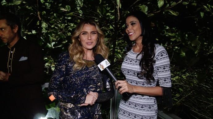 Giovanna Antonelli será a ambiciosa Atena em A Regra do Jogo. (Foto: Produção / Se Liga VM)